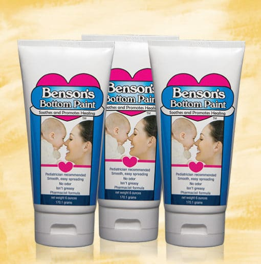 3 pack diaper rash cream