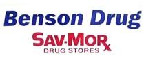 Benson Drug Logo