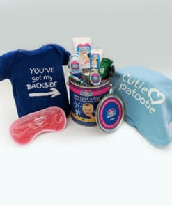 Bensons Baby Boy Gift Bucket